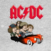 ACDC RIDE T-Shirt heather design