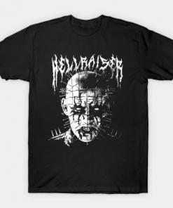 Black Metal Pinhead T-Shirt black for men