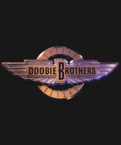 Doobie brother T-Shirt black design