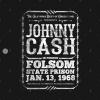Johnny Cash T-Shirt black design