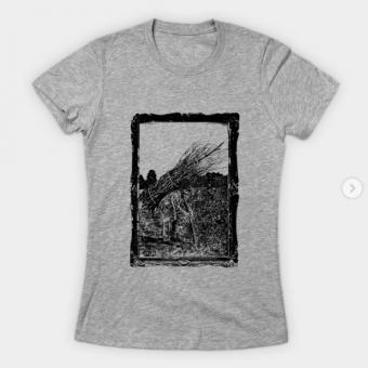 LED ZEPPELIN IV T-Shirt heather for women