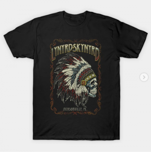 Lynyrd Skynyrd T-Shirt black for men
