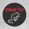 Parks And Recreation Mouse Rat T-Shirt heather design