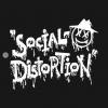 Social Distortion T-Shirt black design
