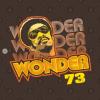 Stevie Wonder T-Shirt brown design