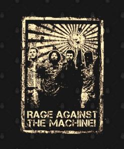 Vintage 70s T-Shirt black design