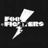 foo of lightning rock T-Shirt black design