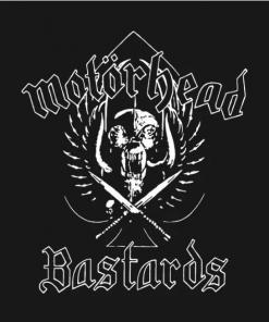 motorhead T-Shirt black design